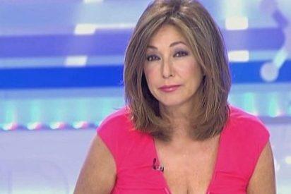 "Ana Rosa Quintana: ""No me imaginé que Pablo Iglesias iba a estar tan nervioso con los niños"""