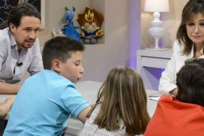 Pablo Iglesias no convence con Ana Rosa Quintana (12,1%) y menos con Susanna Griso (10,9%)