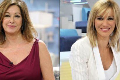 Los podemitas se movilizan para exigir el boicot a Antena3 y Telecinco