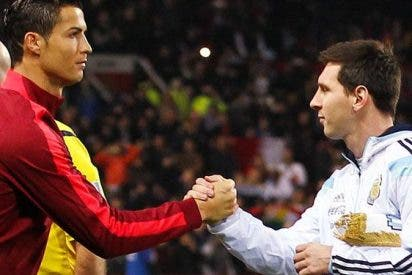 Ancelotti explica cómo Cristiano Ronaldo usa a Messi para mejorar