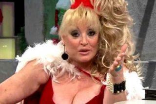Sexo paranormal: Aramis Fuster se ofrece como dominatrix de lujo por 300 euros la hora