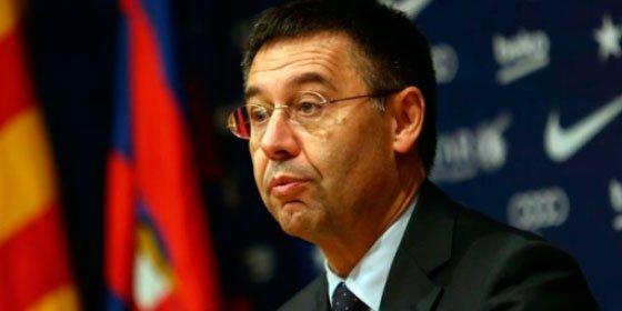 ¡Al Club de la Comedia! Bartomeu dice que siempre son los del Barça los que salen en las listas de morosos