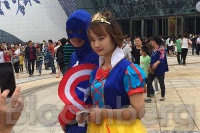 """Los de Disney enfadadísimos por las """"decepcionantes"""" imitaciones chinas de Blancanieves y Capitán América"""
