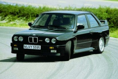 BMW M3 E30 Evo1, a los mandos de un mito