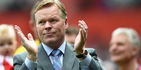 Bombazo: El Everton le 'roba' a Koeman al Southampton en la Premier