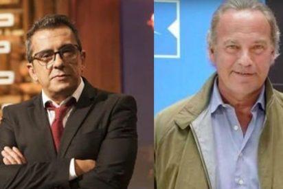 """Bertín Osborne machaca a Buenafuente: """"¡Es un miserable!"""""""