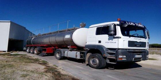 El tráfico de mercancías se recupera en las carreteras de Castilla y León