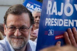"""Mariano Rajoy: """"Hay de todo en las encuestas... Las mías son buenas"""""""
