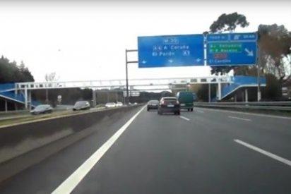 El radar que más multa de Madrid 'caza' 1.000 conductores al día tras rebajar Carmena el límite a 70km/h