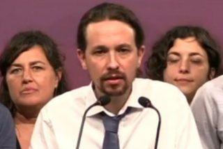 """Pablo Iglesias reconoce que los resultados """"no son satisfactorios"""" y """"es tiempo de reflexionar"""""""