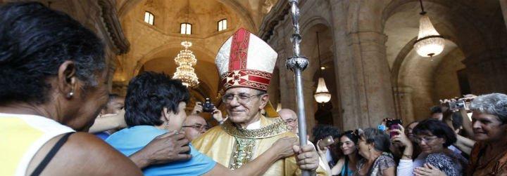El nuevo arzobispo de La Habana quiere acercar la Iglesia a la gente y a sus necesidades