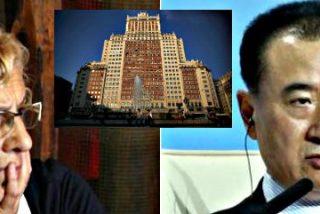 ¿Sabes qué pasará con el Edificio España si el chino Wanda cumple su amenaza y se va?