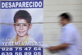 La Guardia Civil localiza al 'asalta-niños' que hace diez años hizo desaparecer a Yéremi Vargas