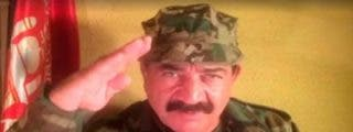 El padre del asesino de Orlando es un chalado que apoya a los talibanes... ¡y finge ser presidente de Afganistán!