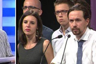 """Pérez Henares se mofa del pasmo de Podemos: """"A las 8 de la tarde, Pablo Iglesias y sus compinches se preparaban para ir a La Moncloa"""""""
