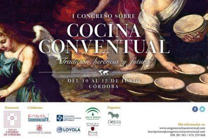 Córdoba acoge desde este viernes el I Congreso Nacional de Cocina Conventual