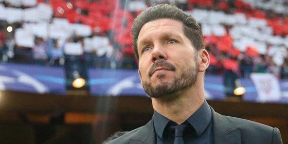 Diego Simeone vuelve loco al Atlético en la búsqueda de un '9'