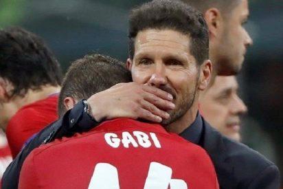 El Atlético de Madrid y el Cholo Simeone después de caer en San Siro