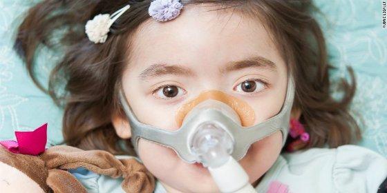 La triste historia de la niña de 5 años que decidió irse al cielo