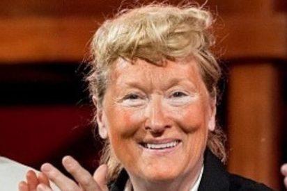 Meryl Streep se transforma en Donald Trump