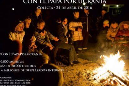 La Iglesia española recaudó 1,6 millones de euros en la campaña por Ucrania