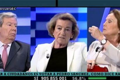 Bronca entre socialistas en 13TV que casi terminan despellejándose por el rumbo de Sánchez ante el 26J