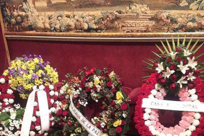 Misa de acción de gracias por Don Luis Gutiérrez en la iglesia de San Antón