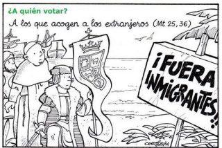"""¿A quién votar """"en cristiano"""" el 26-J?"""