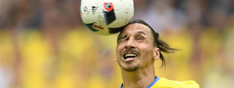 ¿Cuándo pasará Ibrahimovic el reconocimiento médico con el United?