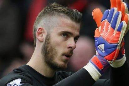 "David de Gea: ""No creo a estas alturas que el Real Madrid me vaya a fichar"""