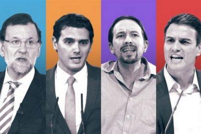 VOTA: ¿Quién ha ganado el debate de los cuatro candidatos a las elecciones del 26-J?
