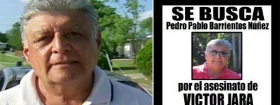 Declaran culpable del asesinato y tortura de Víctor Jara al exmilitar Pedro Barrientos