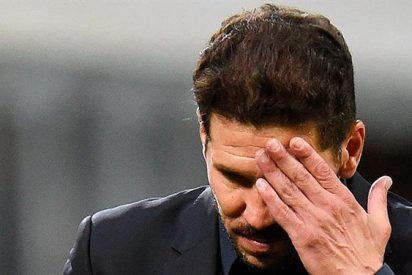 Diego Simeone está ante su decisión más difícil en Atlético Madrid