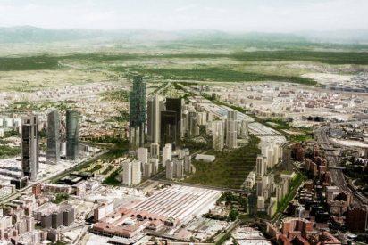 Los arquitectos se ofrecen a mediar para salvar in extremis la Operación Chamartín