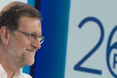 Mariano Rajoy da por sentado que gobernará solo, con la abstención del PSOE