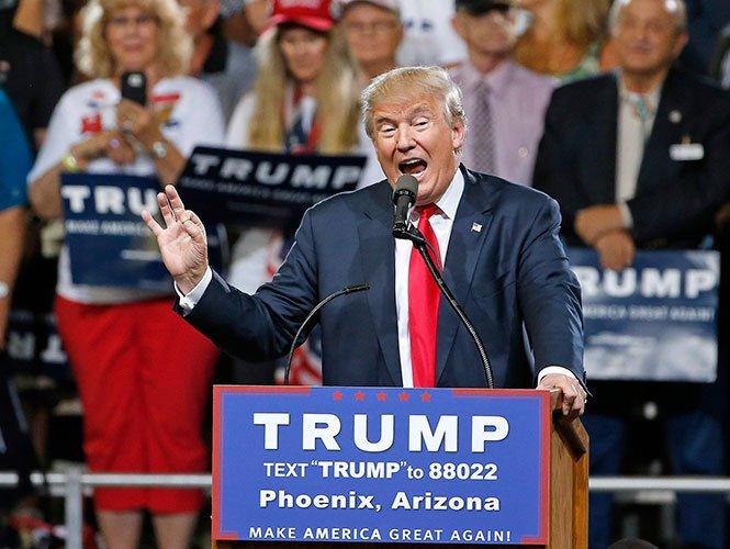 """Trump matiza su propuesta de """"etiquetar"""" a los musulmanes en EE.UU."""