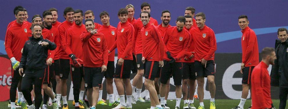 El Atlético de Madrid está a punto de colocar uno de sus descartes en la Lazio
