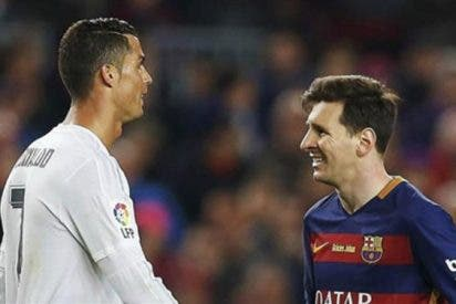 El aviso de Messi sobre Cristiano Ronaldo al término del Portugal-Hungría