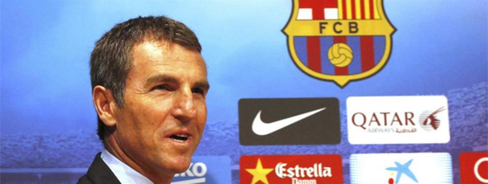 El Barça abre una nueva línea de negociación: el fichaje para el lateral