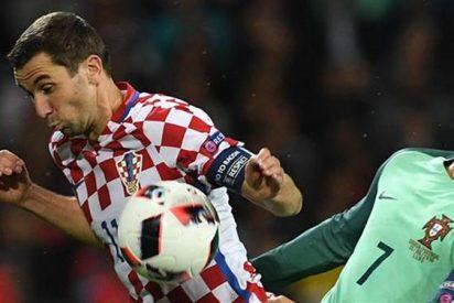 El brutal enfado de Cristiano Ronaldo al término del Croacia-Portugal