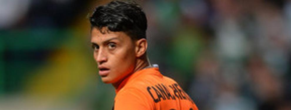 El colombiano por el que se pelean el Betis y el Deportivo de la Coruña