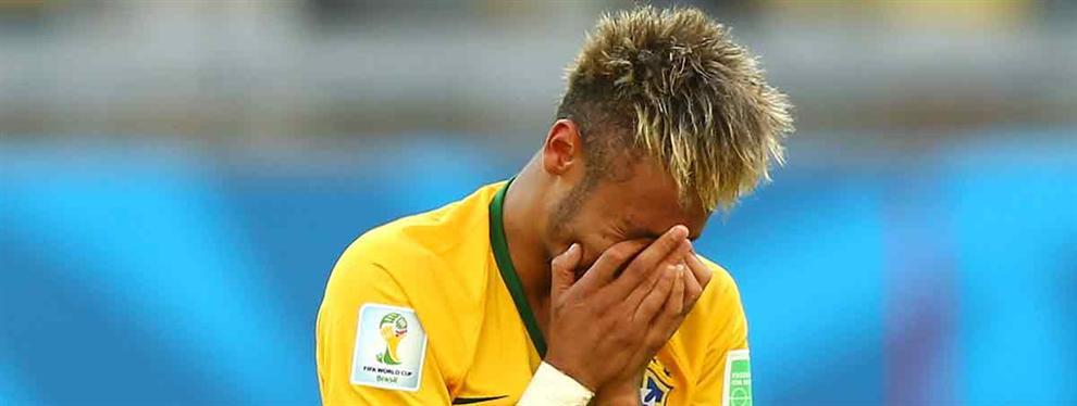 El 'crack' brasileño que ha puesto a Neymar en su sitio