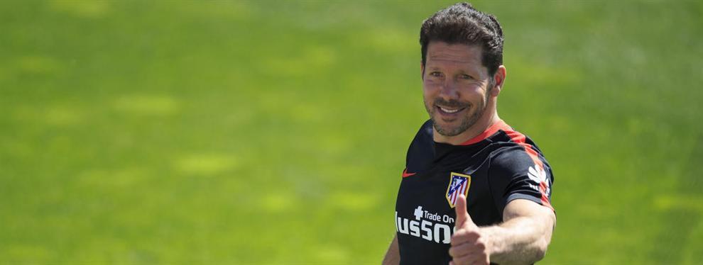 El crack que puede retener al Cholo Simeone en el Atlético de Madrid