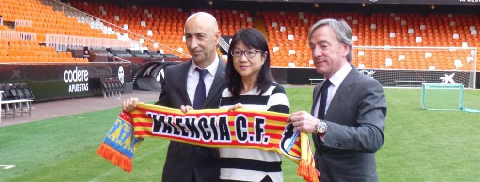 El examen de cinco puntos a superar por García-Pitarch en el Valencia