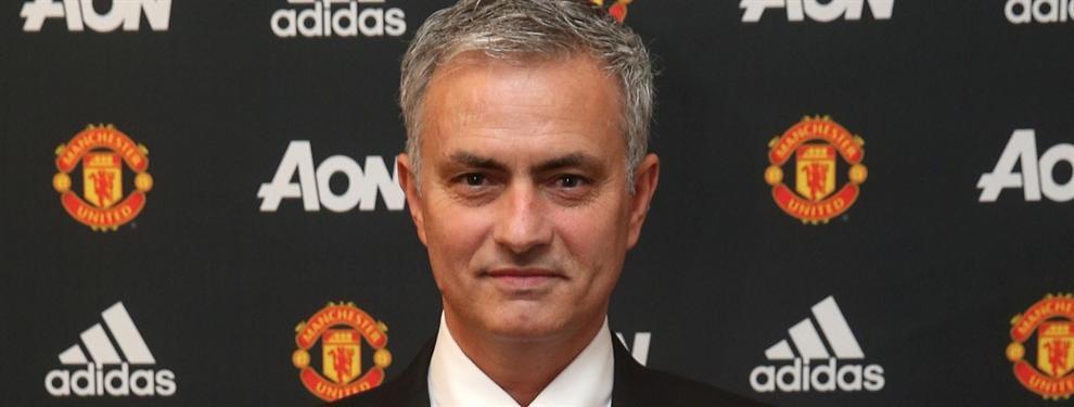 El juego sucio de Mourinho con un fichaje del Real Madrid