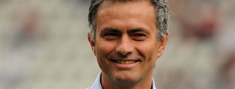 El jugador que Mourinho quiere robarle al Chelsea (y que nunca esperarías)