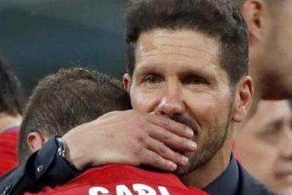 El momento en el que el Atlético de Madrid empezó a perder la final de Milán