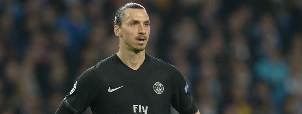 El motivo por el que Zlatan Ibrahimovic se calla su fichaje por el United