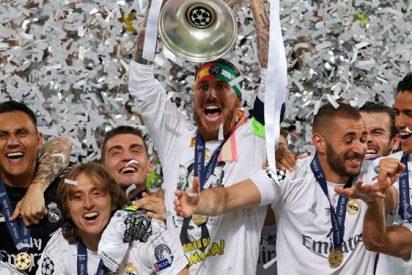 El once los héroes del Real Madrid