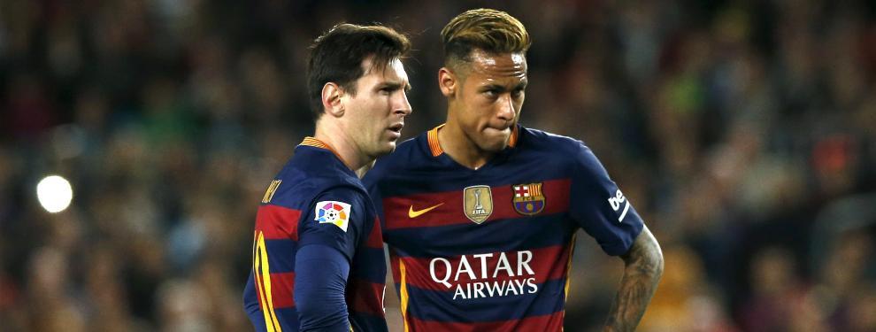 El peligroso silencio de Leo Messi en el culebrón Neymar